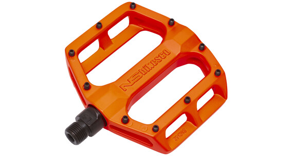 NS Bikes Aerial Pedal loose ball fluo orange
